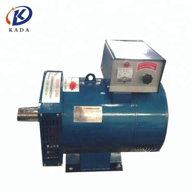 KADA low rpm generator alternator low rpm 10kw generator 120v alternador
