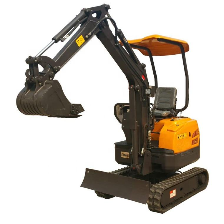 China 0.8 ton 1 ton mini excavator XNe08 cheap price for sale