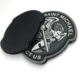 Custom 3D PVC Patch Tactical Morale Rubber Logo Badge Rubber Patches