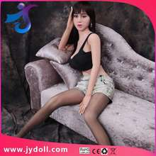 JYdoll 165cm Big chest real TPE  sex doll with Head NO.30