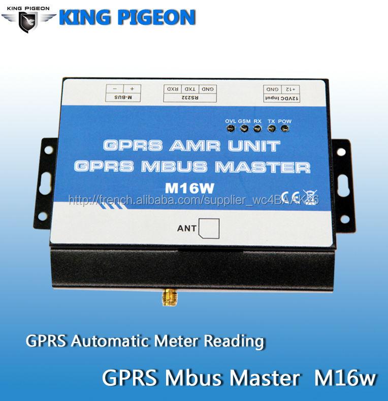 GPRS Mbus compteur d'énergie <span class=keywords><strong>Thermique</strong></span>