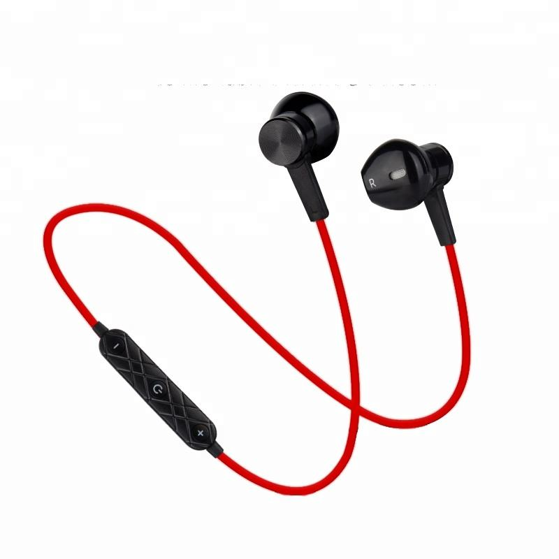 Wireless In-Ear Blue tooth Headset Sport Magnetische <span class=keywords><strong>Metall</strong></span> Headset Headset Geschenk Drahtlose Auto <span class=keywords><strong>Kopfhörer</strong></span> für <span class=keywords><strong>iphone</strong></span>
