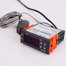 temperature and humidity and co2 controller JSD-100