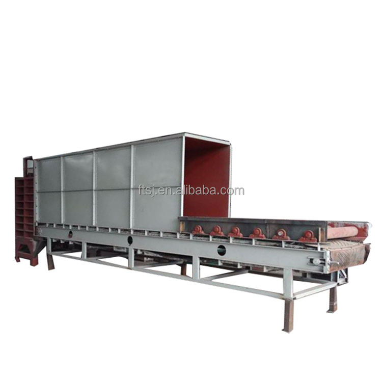 New Product Carbon Steel Bale Breaker Machine