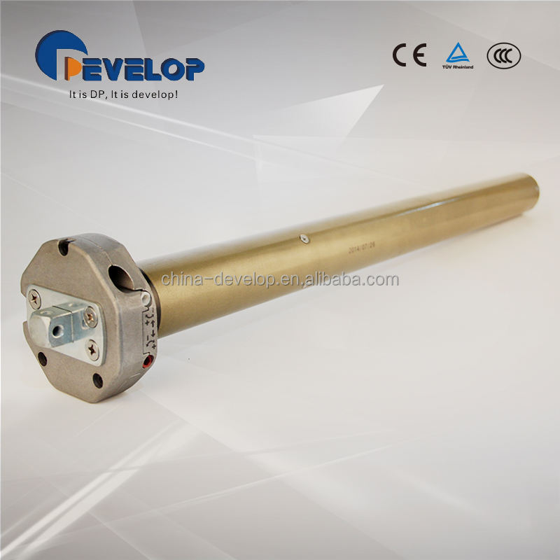 AC 59mm tubular motor for roller shutters and roller blinds