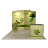 10ft Customized Portable Exhibition Booth For Tradeshow Display