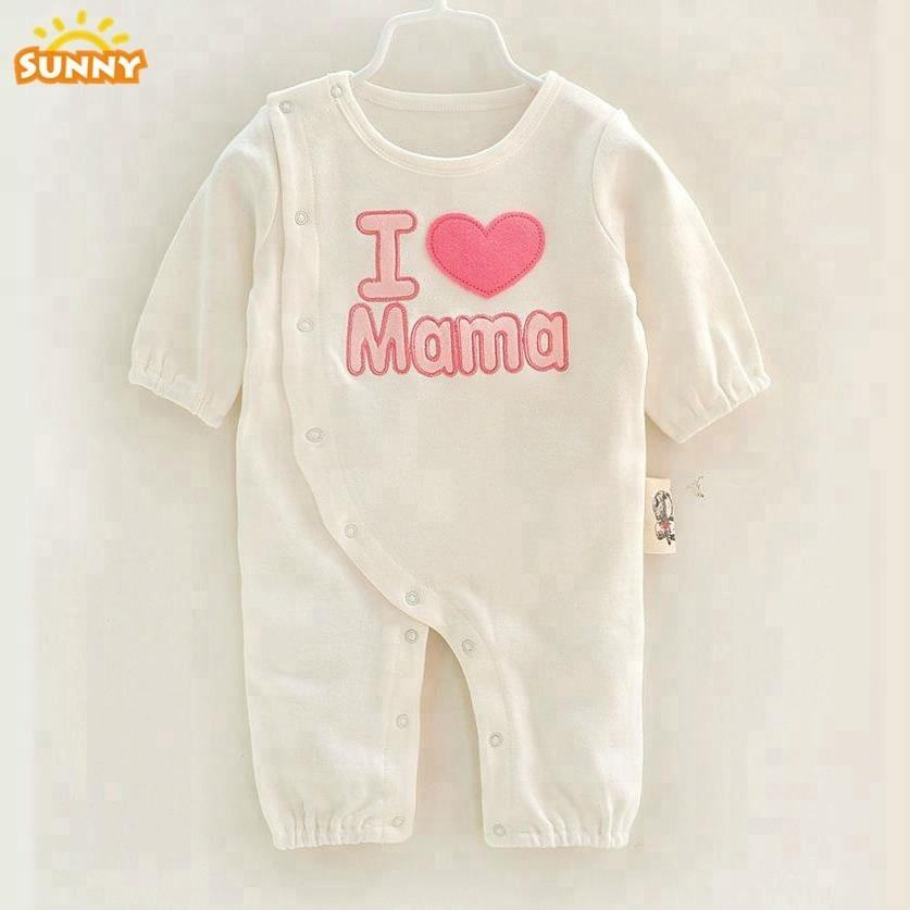 Family Buying In Large Quantity mama papa Rompers Wholesale