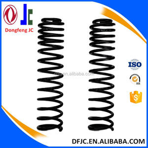 auto suspension shock absorber coil spring