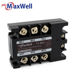 MS-3DA4860 3 phase ssr solid state relay with 2 years warranty