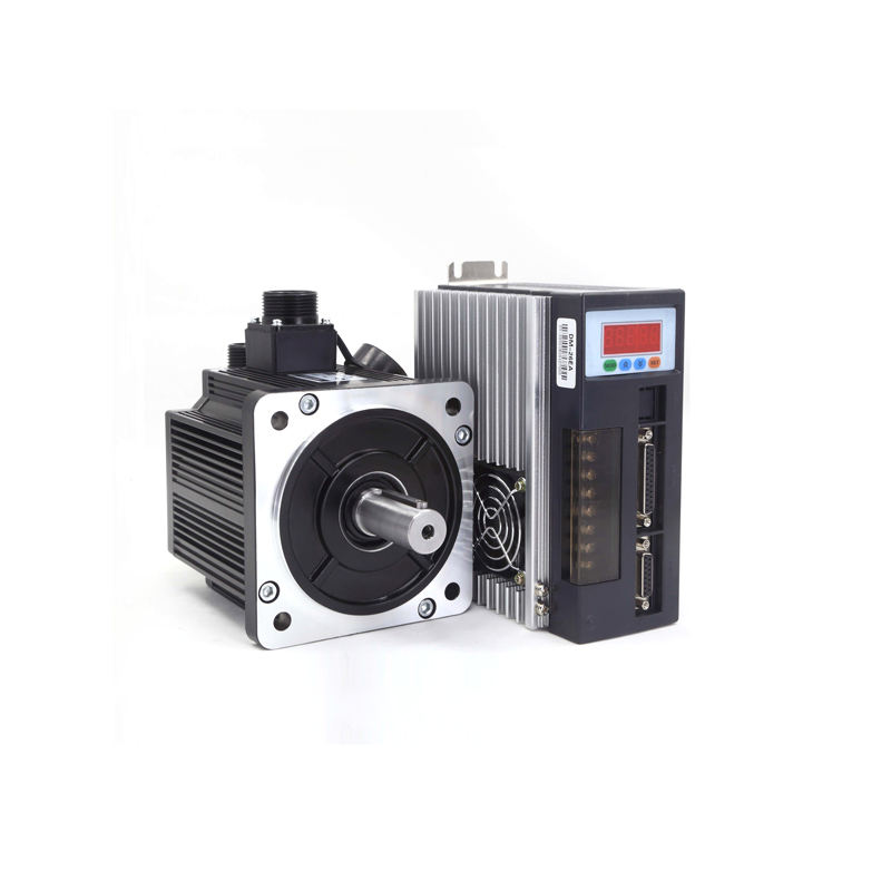 beijing equipment 3 phase ac servo motor 220v 130mm 1Kw 10Nm 1000rpm cnc servo motor