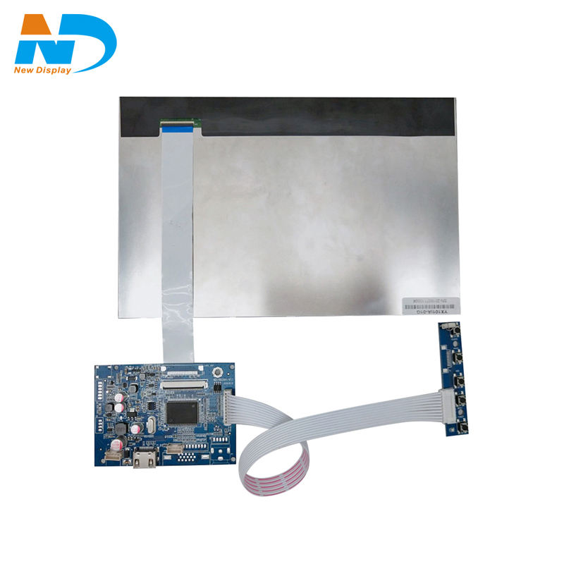 10.1 Polegada 1280*800 display lcd com painel de bordo motorista hdmi SD101IA-01H