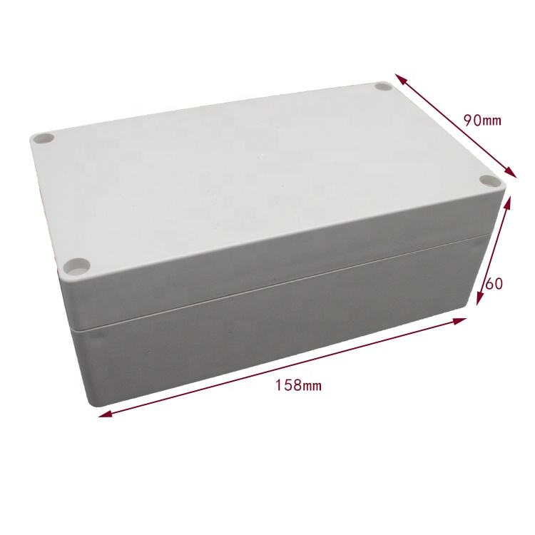 158*90*60mm outdoor IP65 Plastic Electronic Enclosure Junction Box