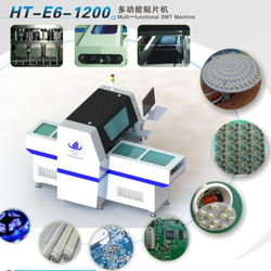 led light making machine SMT production line