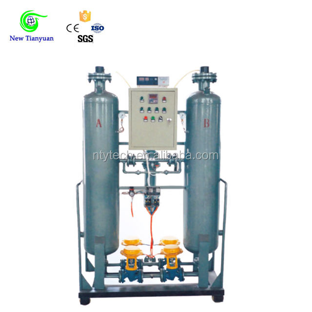 Regeneration Natural Gas Dehydration Unit Gas Dryer