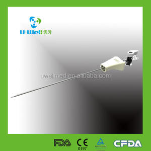 Insufflation Needle disposable laparoscopic veress needle
