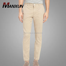 Wholesale Pants Man Cotton Trousers Slim Casual Chino Pants