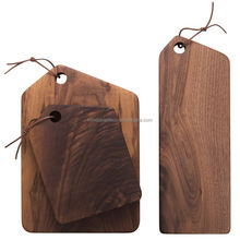 Cheap price wholesale custom personalized kitchen wooden chopping cutting board with hole