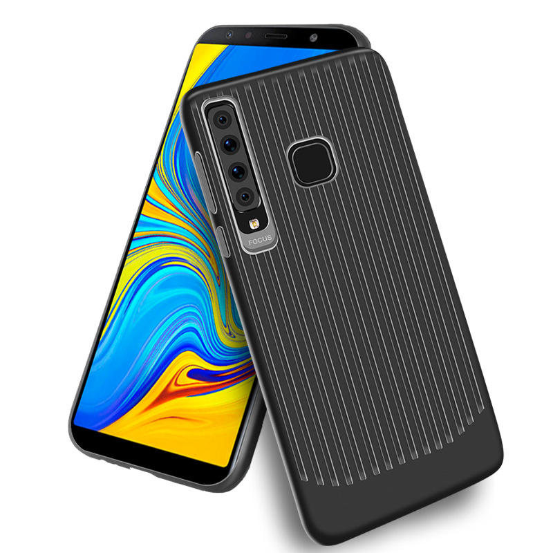 For Galaxy A9 2018 Soft TPU Gel Back Cover Case Shockproof Mobile Phone Case For Samsung A9s