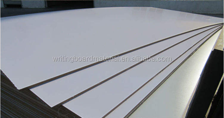 9mm MDF whiteboard material