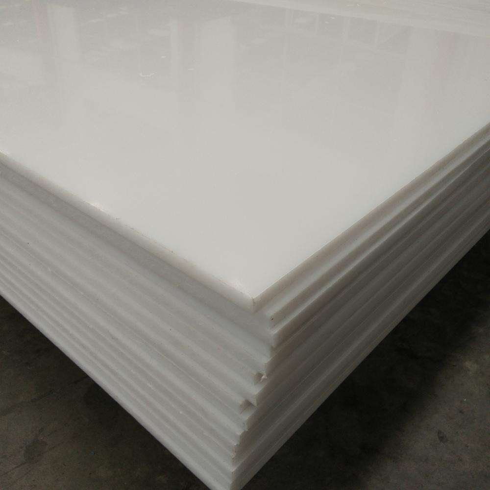 Grey Extruded 5 mm PP Sheet high density pp board 2mm 3mm 4mm 5mm 6mm polypropylene sheet