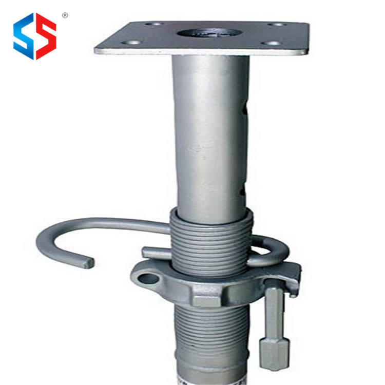 Tianjin SS building construction adjustable telescopic galvanized scaffolding acrow jack post shoring props