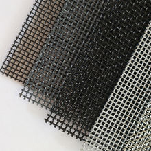 SS304 SS316 Decorative Metal Window Screens