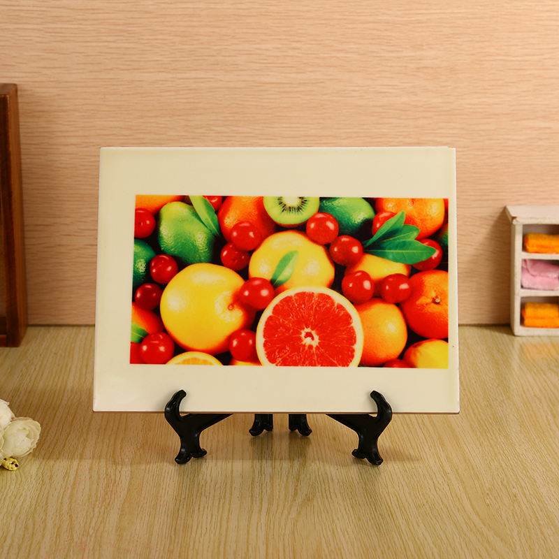 Rubysub RB-CZ Cheaper Sublimation Printing Floor Tile Ceramic Customized Blanks Ceramic Wall Tile