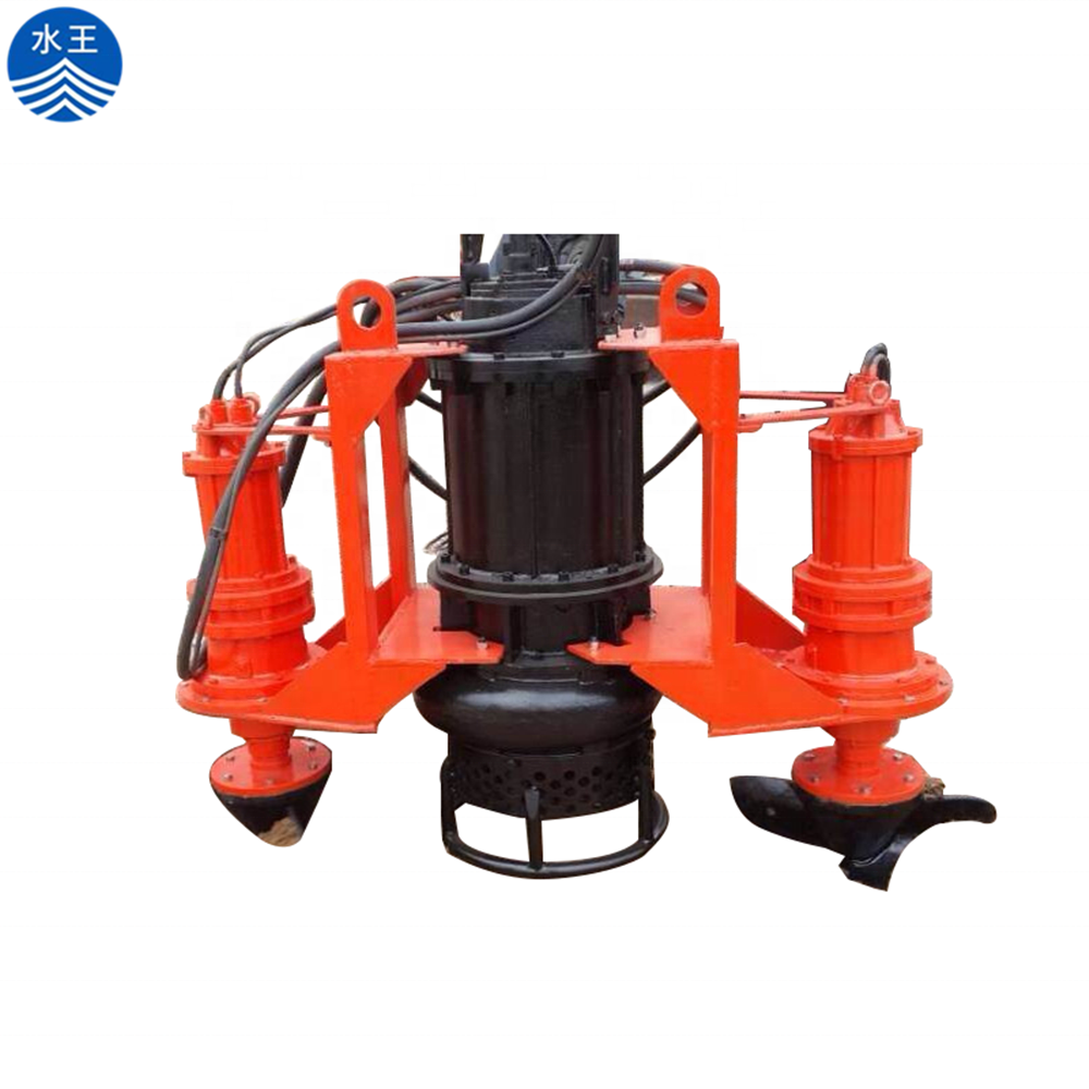 Electric submersible mud abrasive centrifugal sand mine slurry pump