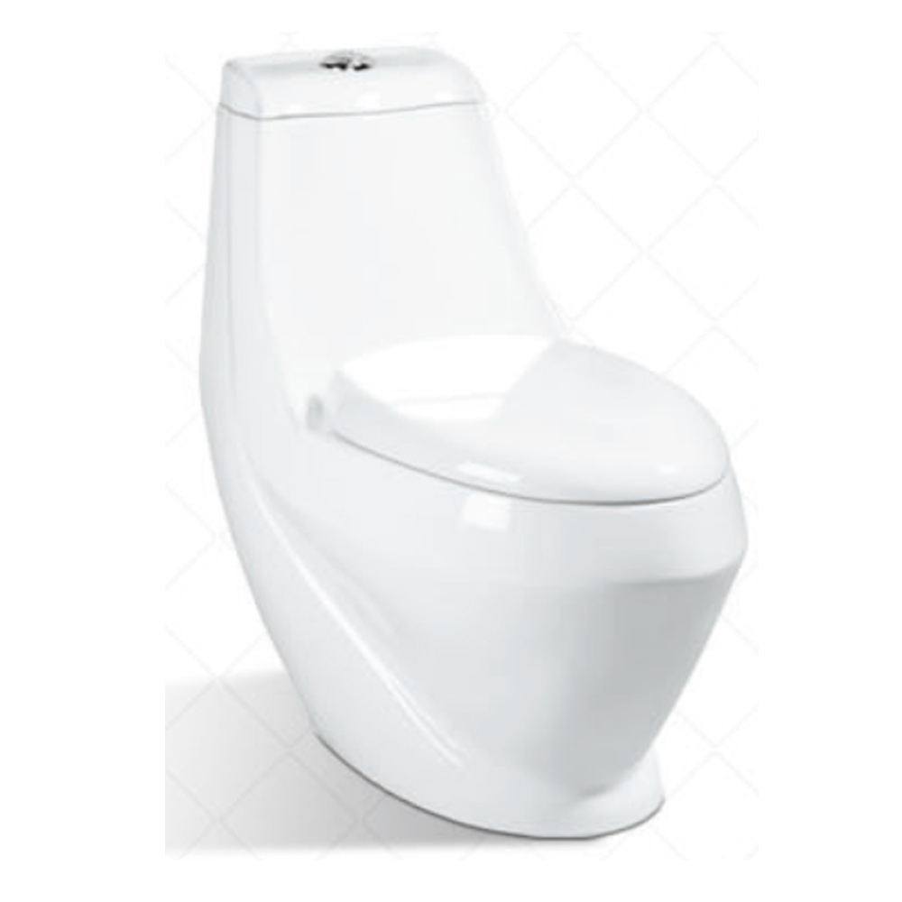 8037 ceramic material chaozhou supplier toilet water closet for bathroom