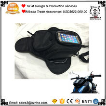 manufacturer high quality cheap price Classic accessories front seat waterproof tank package motorcycle bag