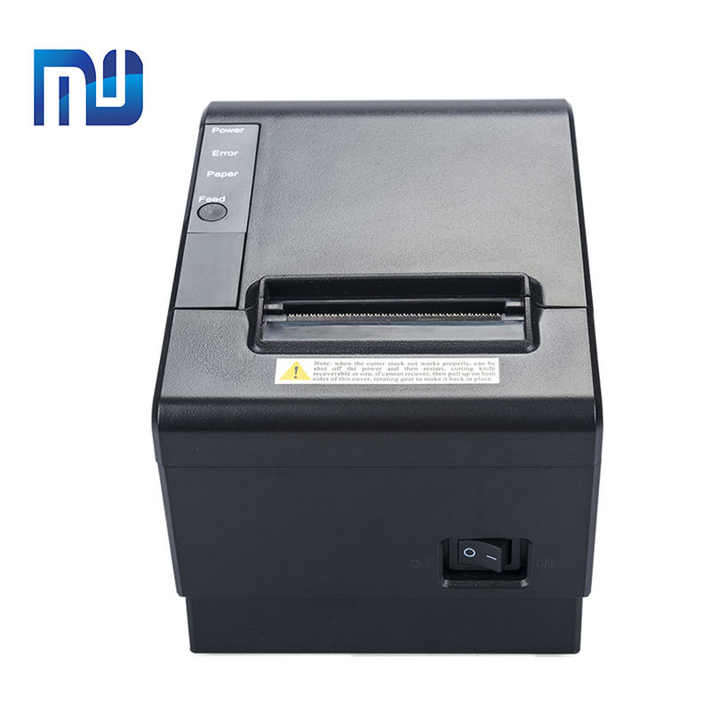 Black and white styles printer auto cutter 58mm receipt printer for cashier system