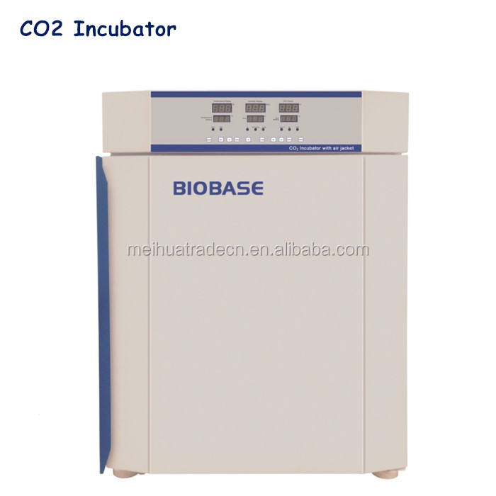 Biobase 50L Hoge Kwaliteit luchtfilter wijd in Microbiologie CO2 Incubator