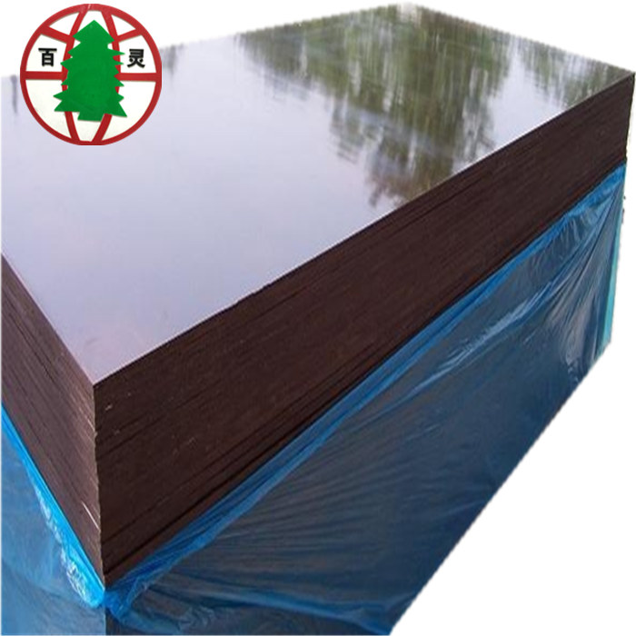 laminated plywood for concrete formwork 18mm 15mm 12mm factory