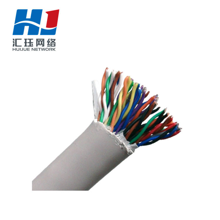 Communication Cable factory Multipair Cat3 2 20 25 50 100 300 Pair indoor telephone cable