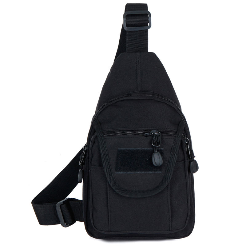 one shoulder strap chest bag miliary tactical single strap backpack