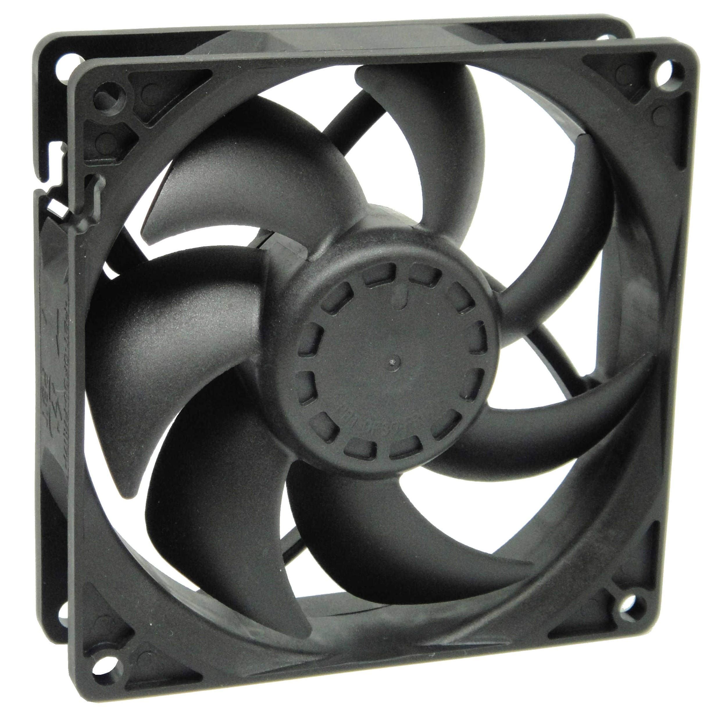 9225 9CM fan dc 12v 24v cooler fan 92x92x25mm axial flow fans