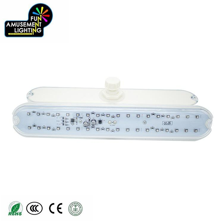 Program A from No 1-16 amusement RGB changing color LED light
