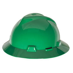 Hard Hat, FullBrim, Green