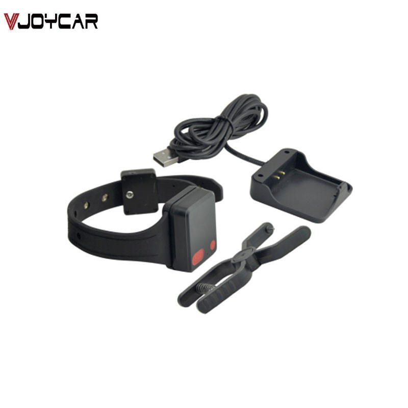 VJOY MT60X Remotely Monitoring Belt off Alarm Real Time Tracking Watch GPS Tracker GPS Bracelet Tracker for Prisoner Offender