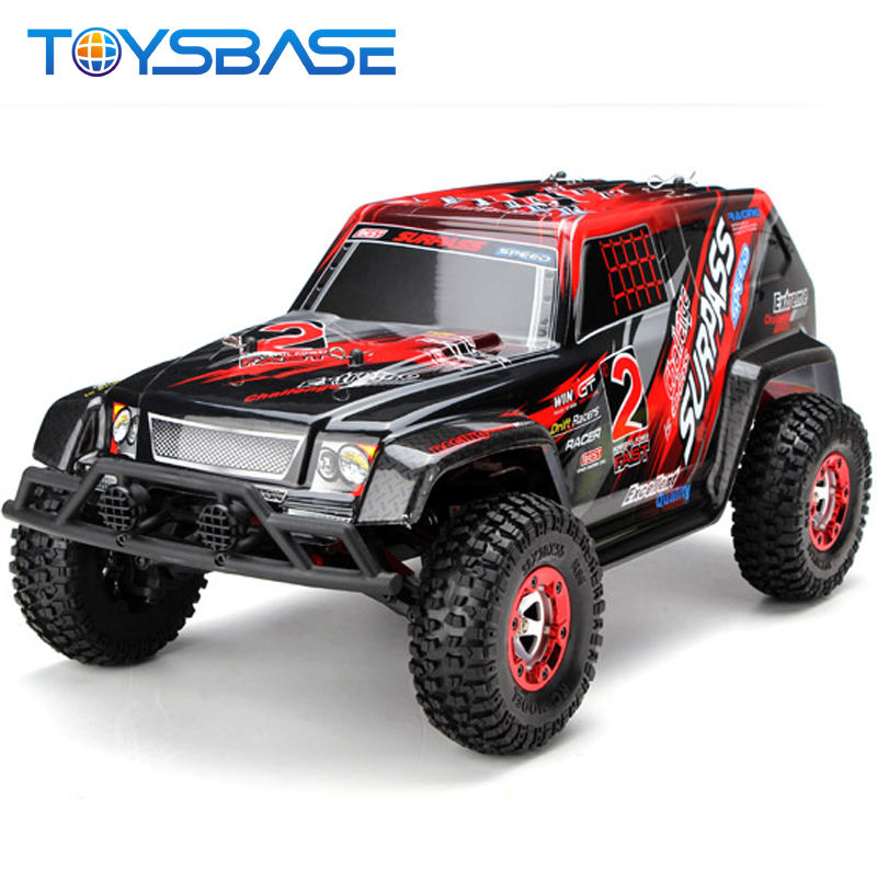 Hot Selling 2017 Amazon FY02 4WD Electric 2.4G Desert Offroad Truck SUV 1/12 RC Truck