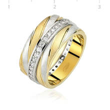 Tekbir Silver 925 Pair Wedding Ring | WR0820119
