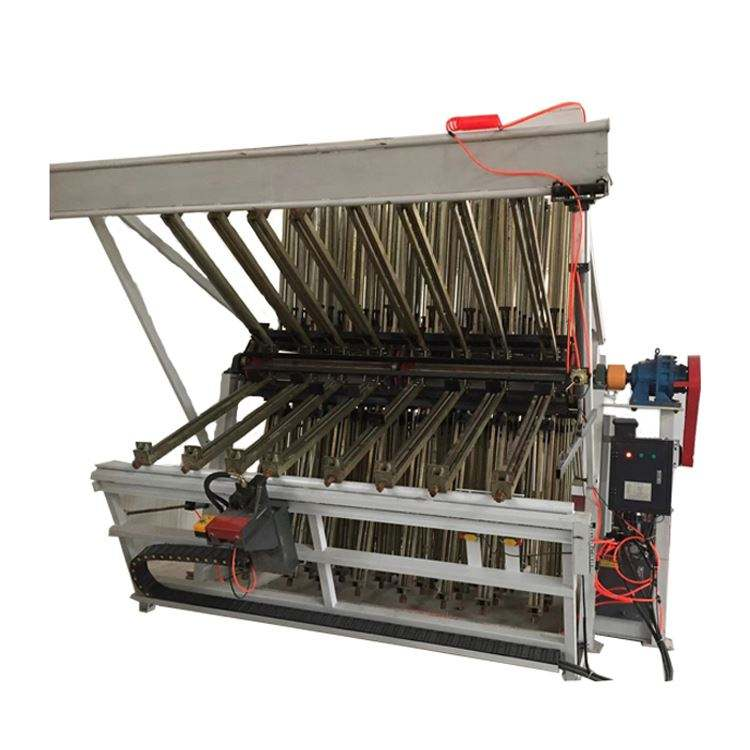 Wood Veneer Clamp Carrier Pneumatic Composer Machine For Mdf Production Line