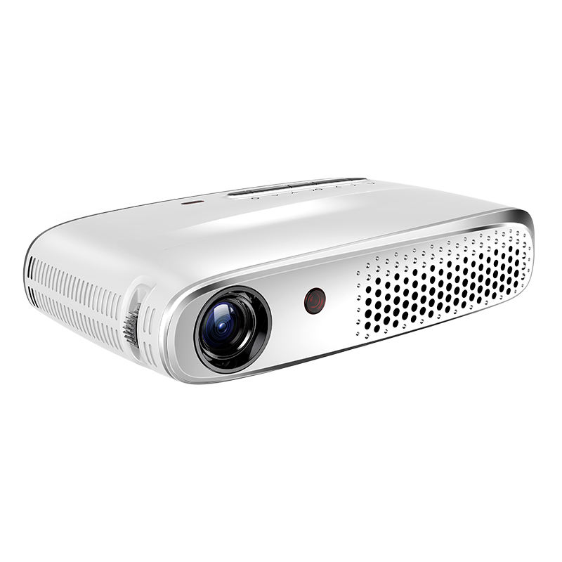 Portable 200inch 4.0 Bluetooth Smart LED video projector