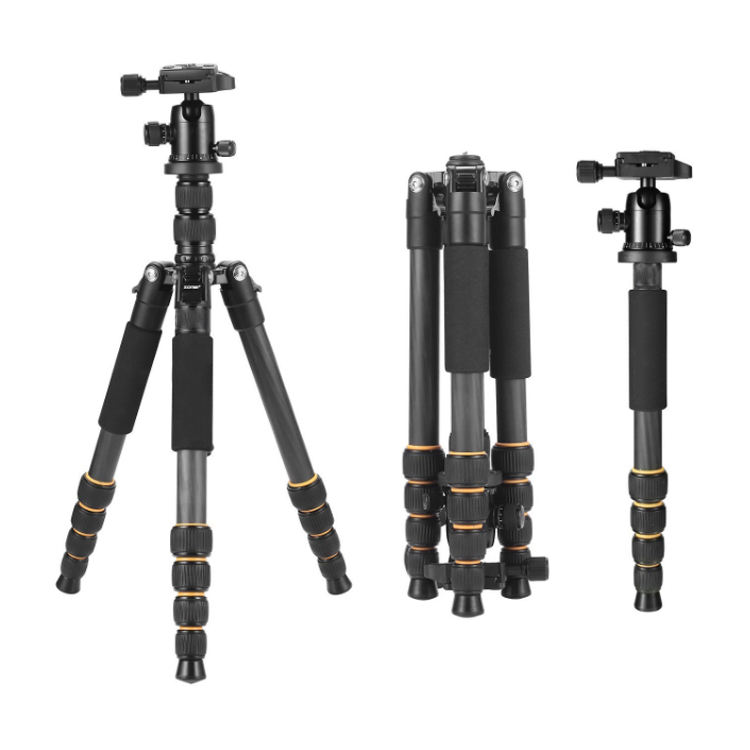 1730 CM Carbon Fiber Lightweight Tripod Stand Monopod for Digital SLR DSLR Nikon