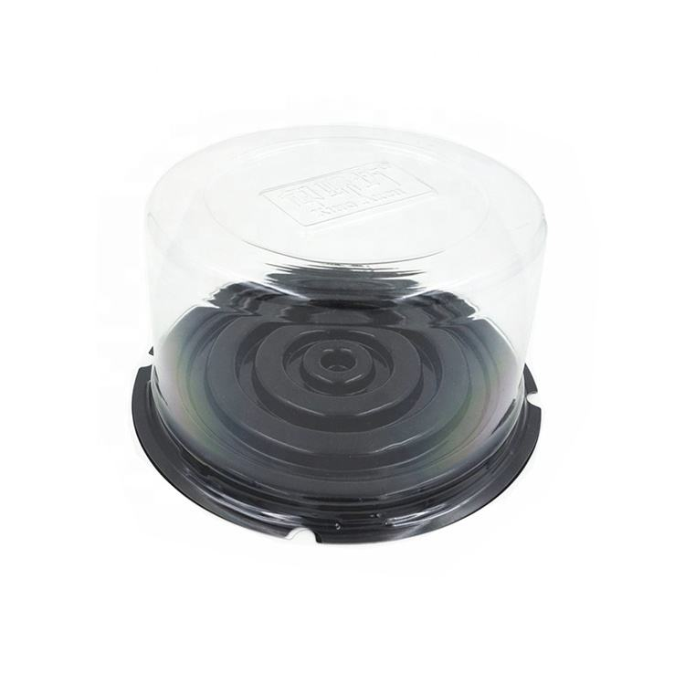 Transparent Plastic Cake Dome Containers Cake Box Packaging