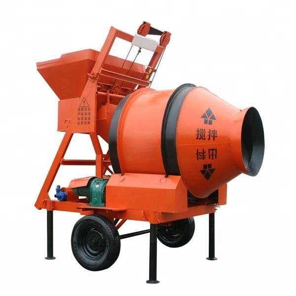 JZM 450 teka concrete mixers with high quality