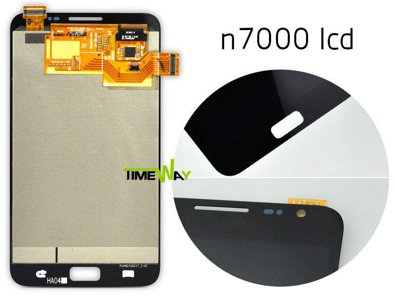 サムスン電子、 良い売れている製品i9220オリジナルlcd( フレームなし)