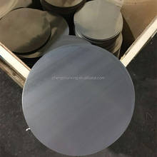 China made Cold Rolled SS 201 Stainless Steel Circle