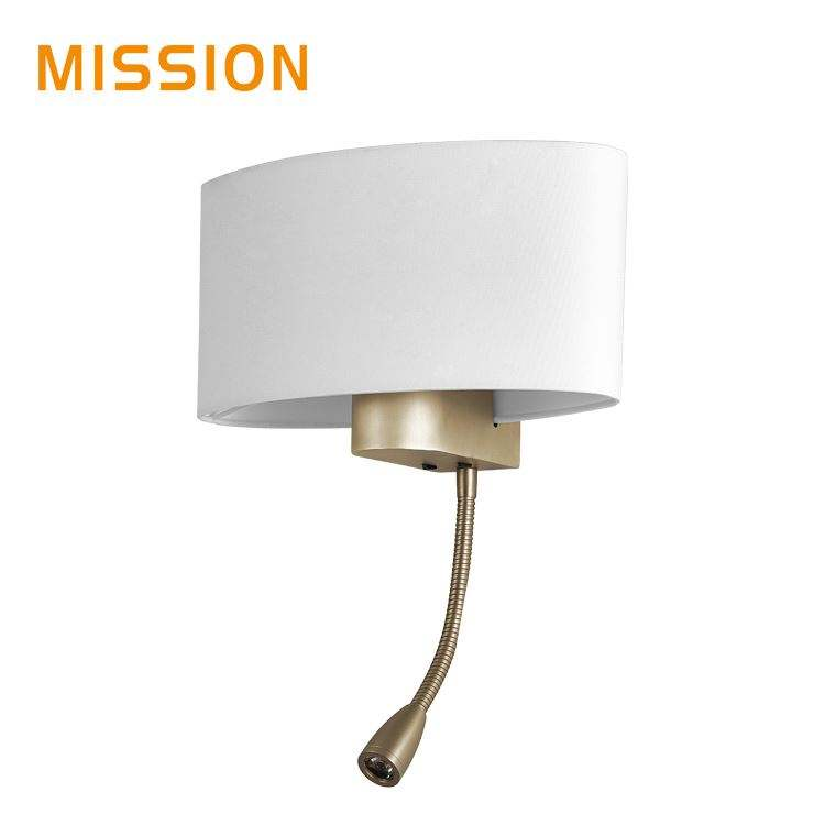 Low price industrial hotel wall lamps indoor up and down led wall light