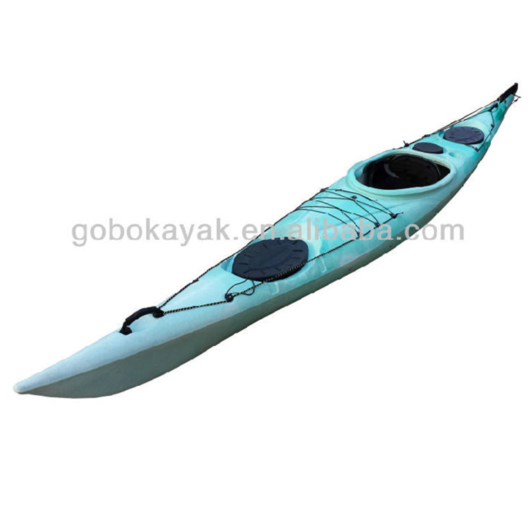 New plastic sea kayak china